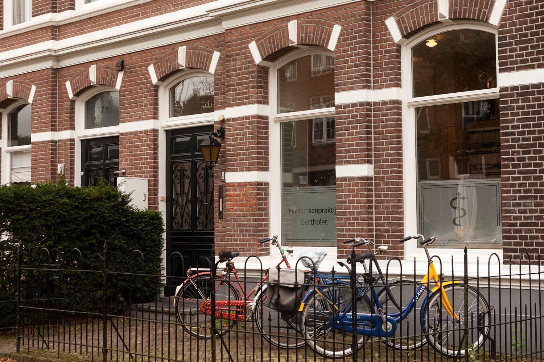 Impressie Huisartsenpraktijk Bertholet - Onze voordeur